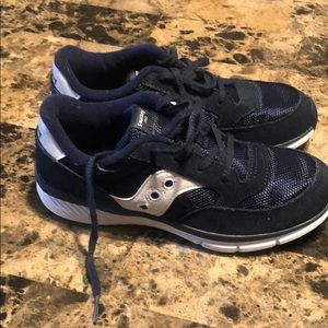 Youth Saucony sneakers, size 2.5